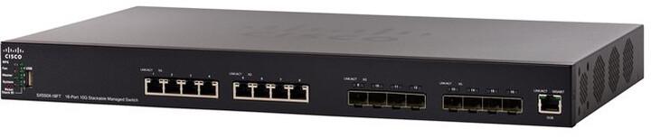 Cisco SX550X-16FT