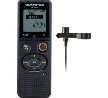 Olympus VN-541PC Lavalier Kit, černá - V405281BE080