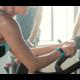 Fitbit Charge 2 Accessory TPU Band S, modrozelená