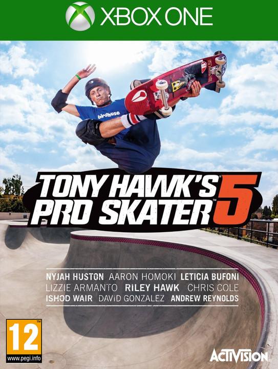 Tony Hawks Pro Skater 5 - XONE