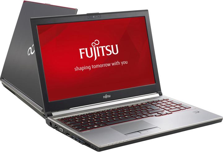 Fujitsu Celsius H730, stříbrná