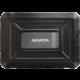 """ADATA ED600 externí box, 2,5"""" - USB 3.1, černá"""