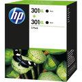 HP D8J45AE č. 301XL twin pack, černá