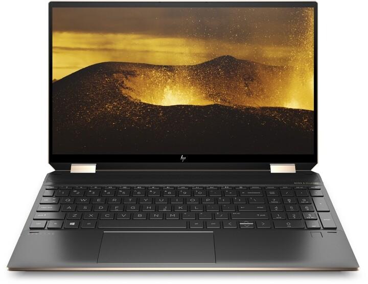 HP Spectre x360 15-eb1000nc, černá
