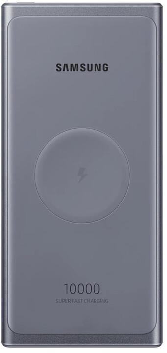 Samsung bezdrátová powerbanka Type C 10000mAh, šedá