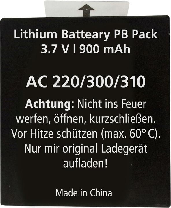 Rollei náhradní baterie pro kamery 300/ 310