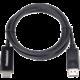 PremiumCord DisplayPort 1.2 na HDMI 2.0 kabel pro rozlišení 4Kx2K@60Hz, 3m