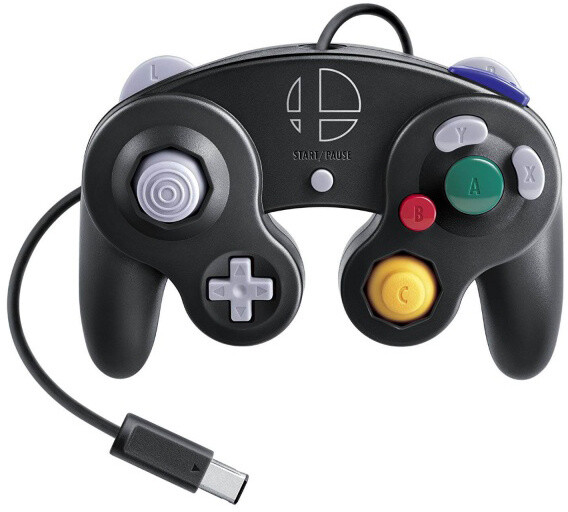 Nintendo GameCube Controller (SWITCH)