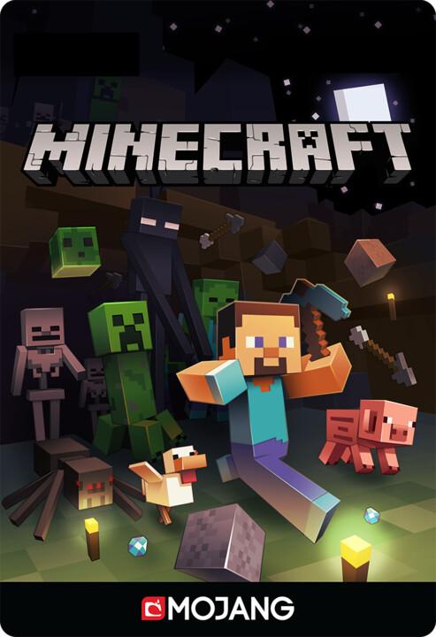 Minecraft (PC) - elektronicky