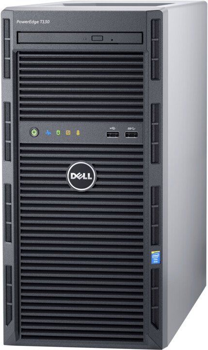 Dell PowerEdge T130 /E3-1220v6/2TB 7,2K SATA/290W