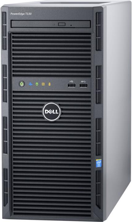 Dell PowerEdge T130 /E3-1220v6/2TB 7,2K SATA/290W