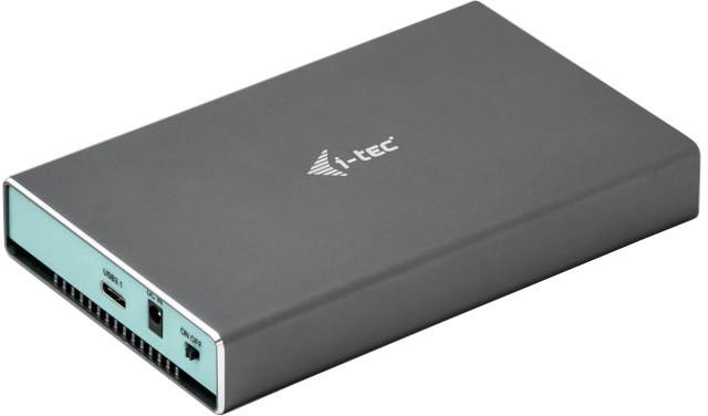 i-tec MySafe USB-C / USB 3.0 pro 2x M.2 SSD