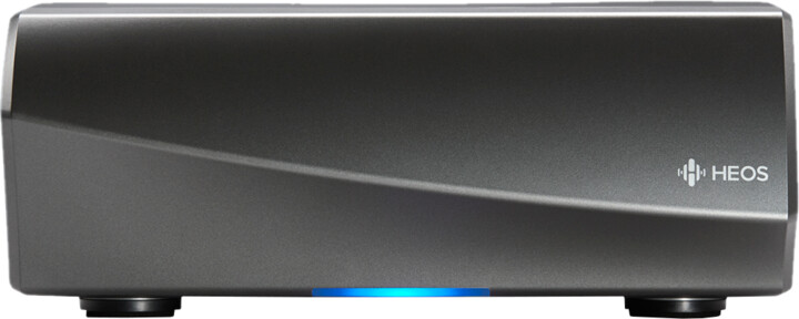 Denon HEOS AMP HS2, stříbrná