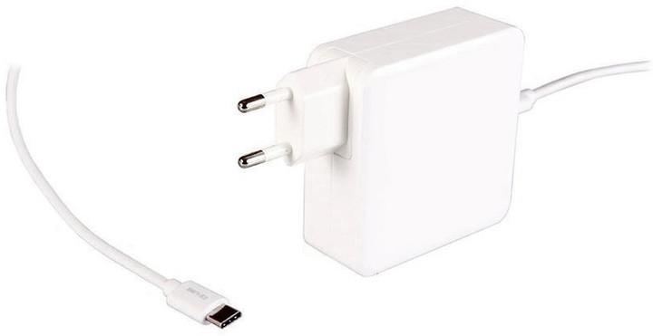 Patona Napájecí adaptér k NTB 5V - 20V/65W/konektor USB Type C, bílá