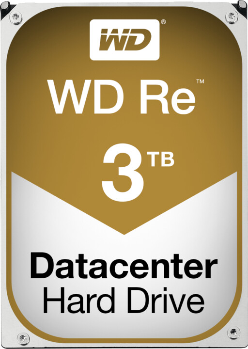 WD RE SAS - 3TB