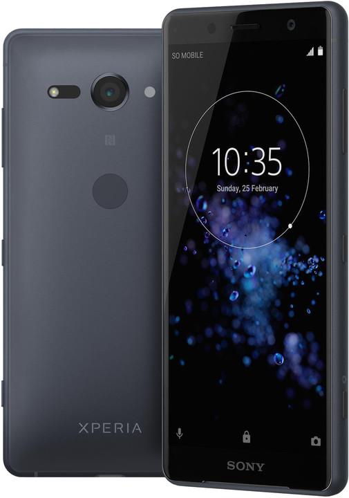 Sony Xperia XZ2 Compact, 4GB/64GB, Black