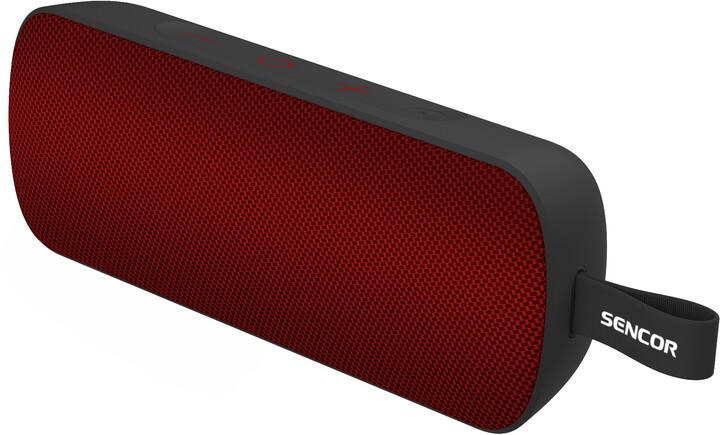 Sencor SSS 1110 NYX, červená