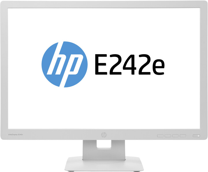 HP EliteDisplay E242e - LED monitor 24""
