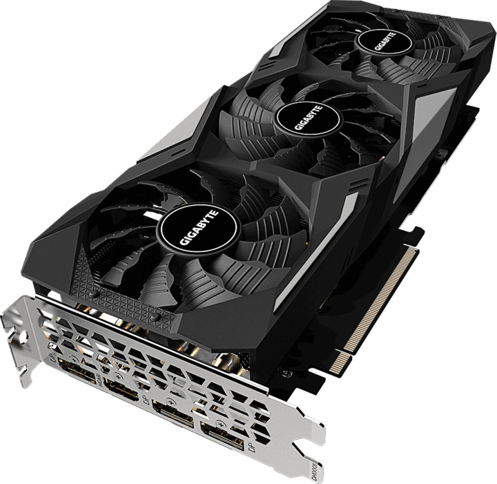 GIGABYTE GeForce RTX 2070 SUPER GAMING OC 3X 8G, 8GB GDDR6