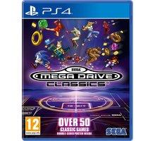 Sega Mega Drive Classics (PS4) - 5055277032082