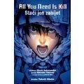 Komiks All You Need Is Kill - Stačí jen zabíjet