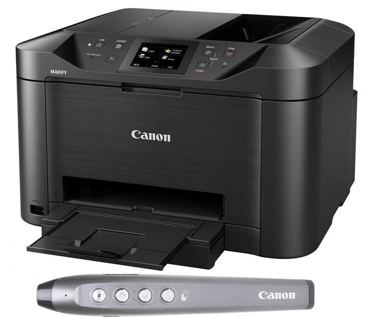 Canon MAXIFY MB5150 vč. prezenter PR1000-R