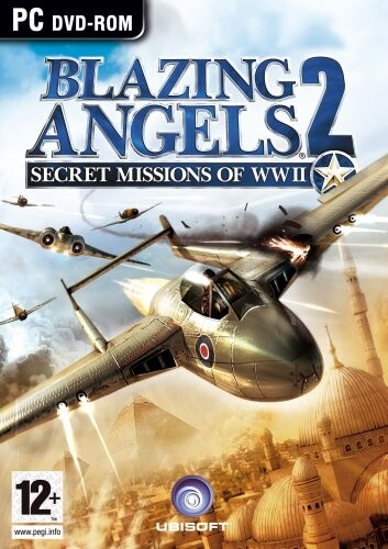 Blazing Angels 2: Secret Missons of WWII (PC)