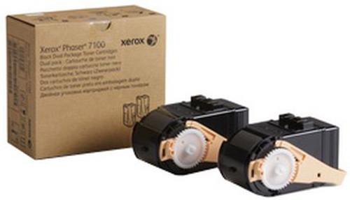 Xerox 106R02612, černá, dualpack