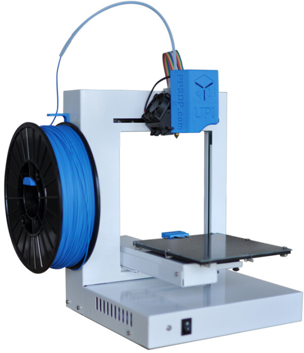 Delta Micro Factory UP! Plus 2, 3D tiskárna