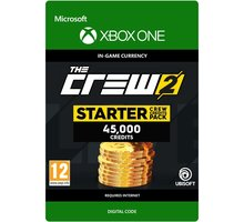 The Crew 2 Starter Crew Credits Pack (Xbox ONE) - elektronicky - 7F6-00180
