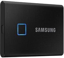Samsung T7 Touch - 1TB, černá - MU-PC1T0K/WW