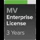 Cisco Meraki MV Enterprise a Podpora, 3 roky