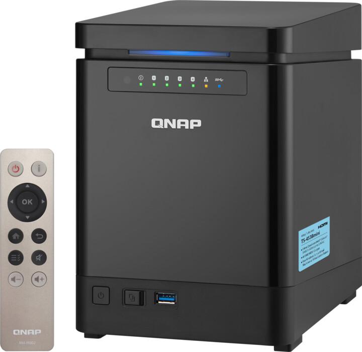 QNAP TS-453Bmini-8G