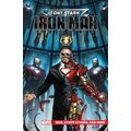 Komiks Tony Stark - Iron Man: Muž, který stvořil sám sebe, 1.díl, Marvel