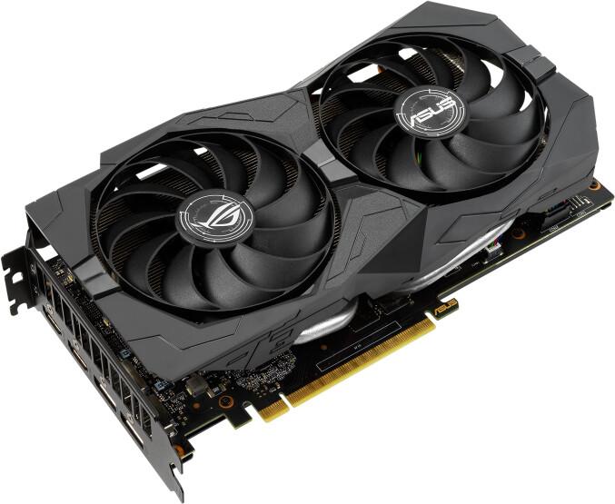 ASUS GeForce ROG-STRIX-GTX1660S-A6G-GAMING, 6GB GDDR6