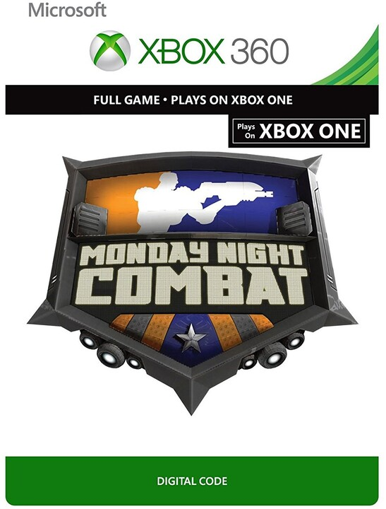 Monday Night Combat (Xbox ONE, Xbox 360) - elektronicky