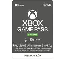 Microsoft Xbox Game Pass Ultimate 3 měsíce - elektronicky Elektronické předplatné deníku Sport a časopisu Computer na půl roku v hodnotě 2173 Kč