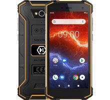 myPhone HAMMER Energy 2, 3GB/32GB, Orange - TELMYAHENER2LOR + Lifestyle Forever chytrý náramek SB-13