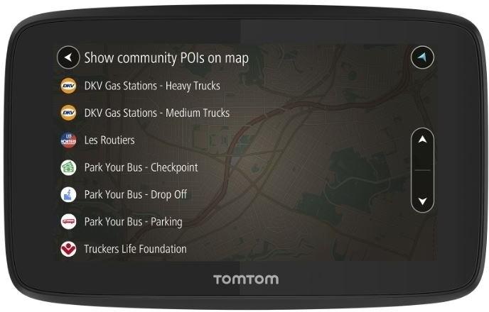 TOMTOM GO 6250 EU, Lifetime mapy