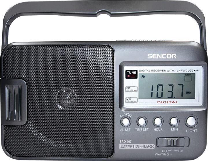 Sencor SRD 207