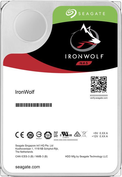 "Seagate IronWolf, 3,5"" - 12TB"