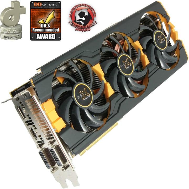 Sapphire R9 290X TRI-X 4GB GDDR5 OC (UEFI)