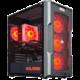 HAL3000 Alfa Gamer Pro 6600 XT, černá