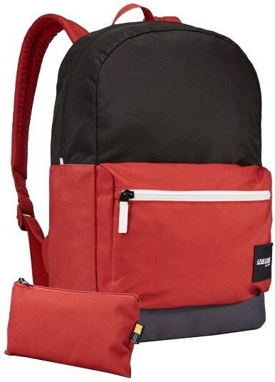 """CaseLogic batoh Commence na notebook 15.6"""", 24L, červená/černá"""