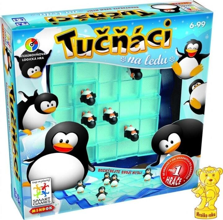 Mindok - Tučňáci na ledu hra