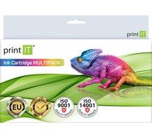 PRINT IT alternativní Canon PGI-550bk + CLI-551C/M/Y/Bk