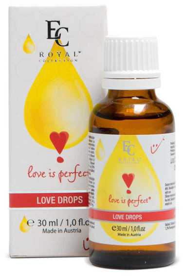 Afrodiziakální kapky - Love Drops 30 ml