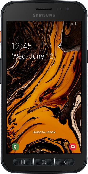 Samsung Galaxy Xcover 4s, 3GB/32GB, černá