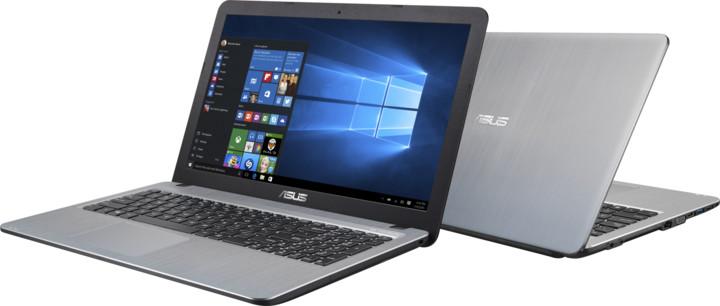 ASUS VivoBook 15 X540UB, stříbrná