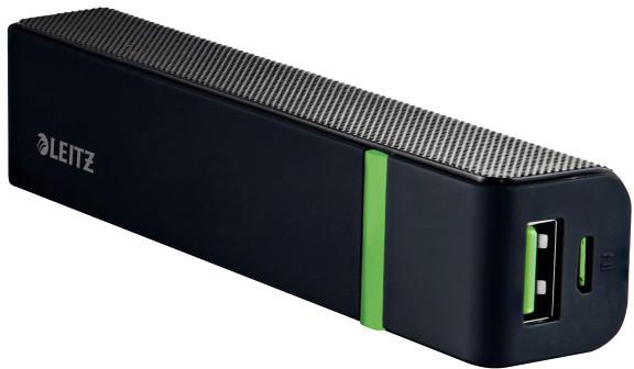 Leitz USB Power Bank Complete 2600 black